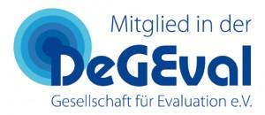 Logo Gesellschaft für Evaluation