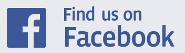 Button: Find us on Facebook